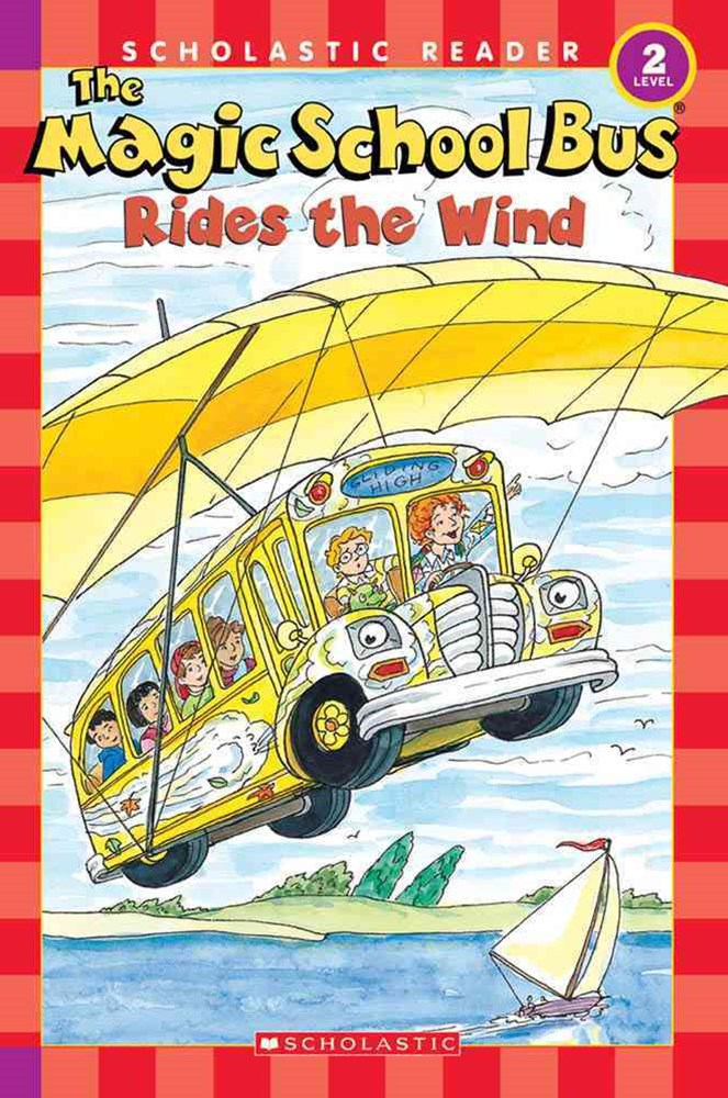 The Magic School Bus Rides the Wind, Level 2