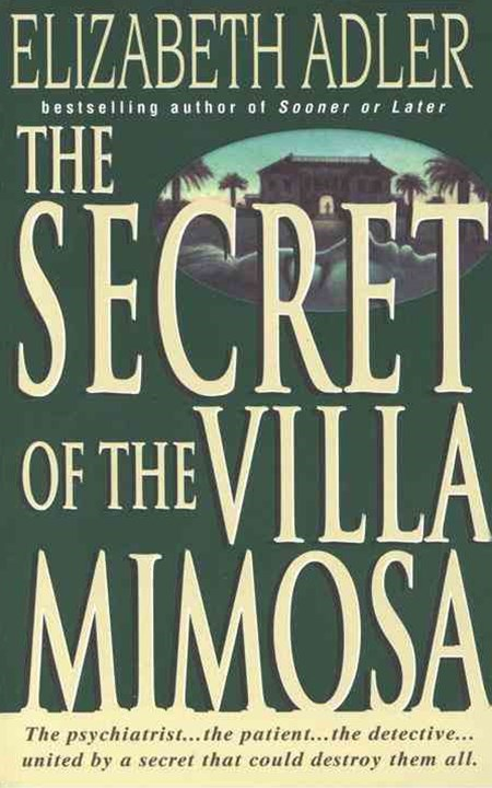Secret Of The Villa Mimosa