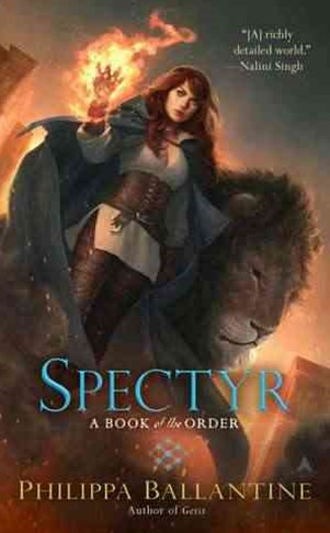 Spectyr: A Book Of The Order (Book 2)