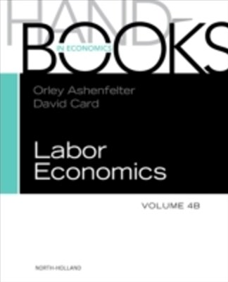 (ebook) Handbook of Labor Economics