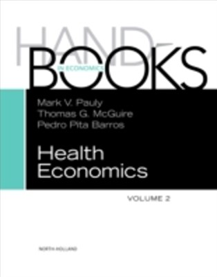 (ebook) Handbook of Health Economics