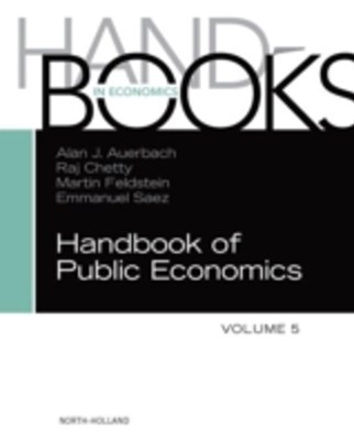 (ebook) Handbook of Public Economics