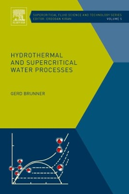 (ebook) Hydrothermal and Supercritical Water Processes
