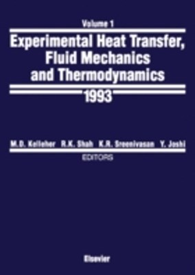 (ebook) Experimental Heat Transfer, Fluid Mechanics and Thermodynamics 1993