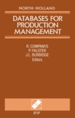 (ebook) Databases for Production Management