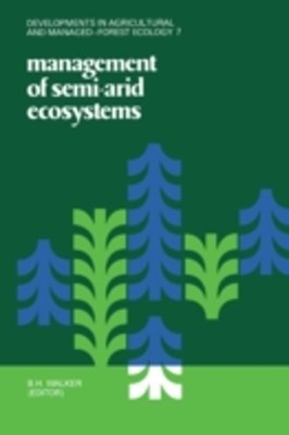 (ebook) Management of Semi-Arid Ecosystems