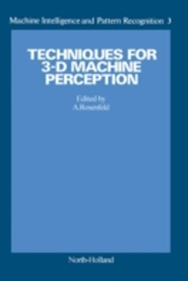 Techniques for 3-D Machine Perception