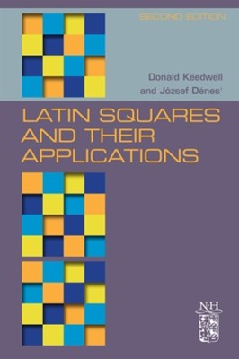 (ebook) Latin Squares and Their Applications