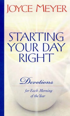 Starting Your Day Right: Devotions