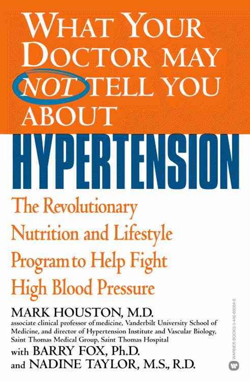 What Your Dr...Hypertension