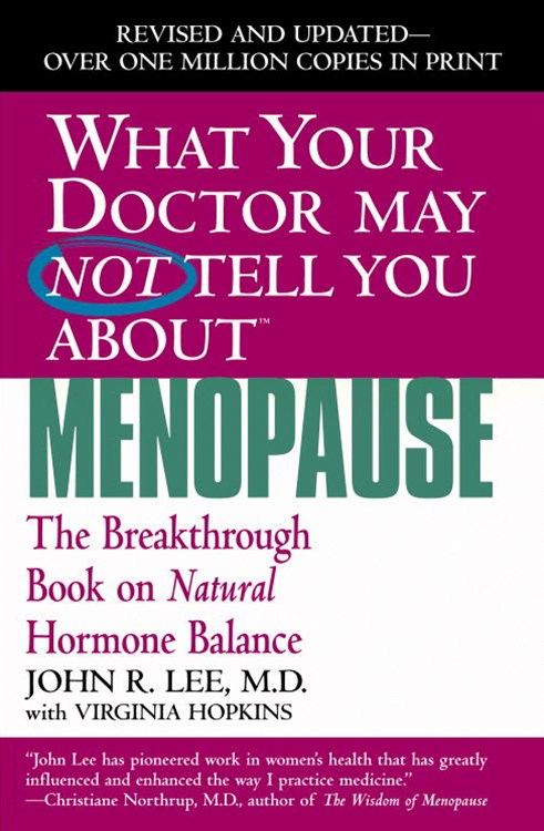 What Your Dr...Menopause