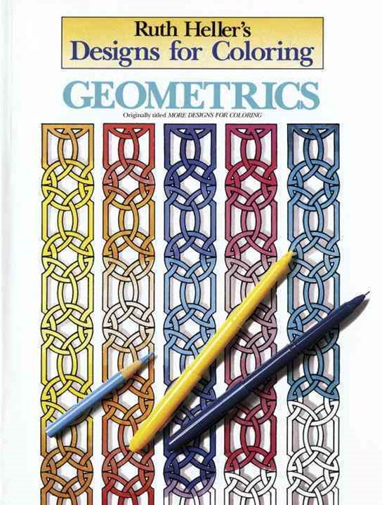 Designs for Coloring - Geometrics