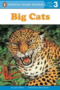 Big Cats by Joyce Milton, Silvia Duran (9780448405643) - PaperBack - Non-Fiction Animals