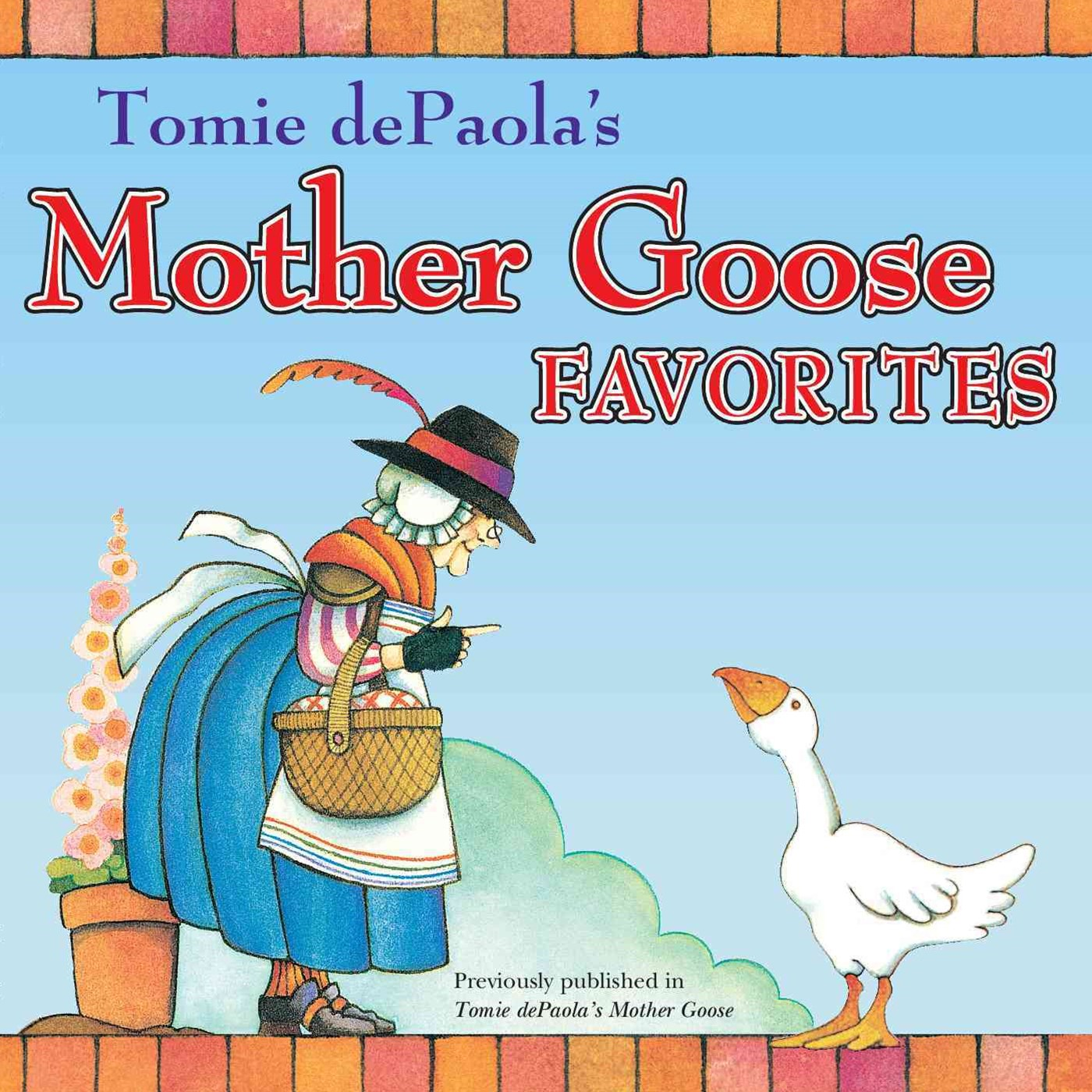 Tomie dePaola's Mother Goose Favorites