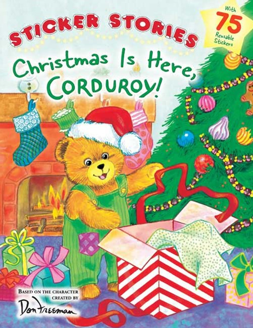 Christmas Is Here, Corduroy!