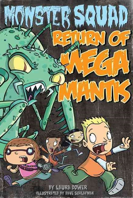 Return of Mega Mantis