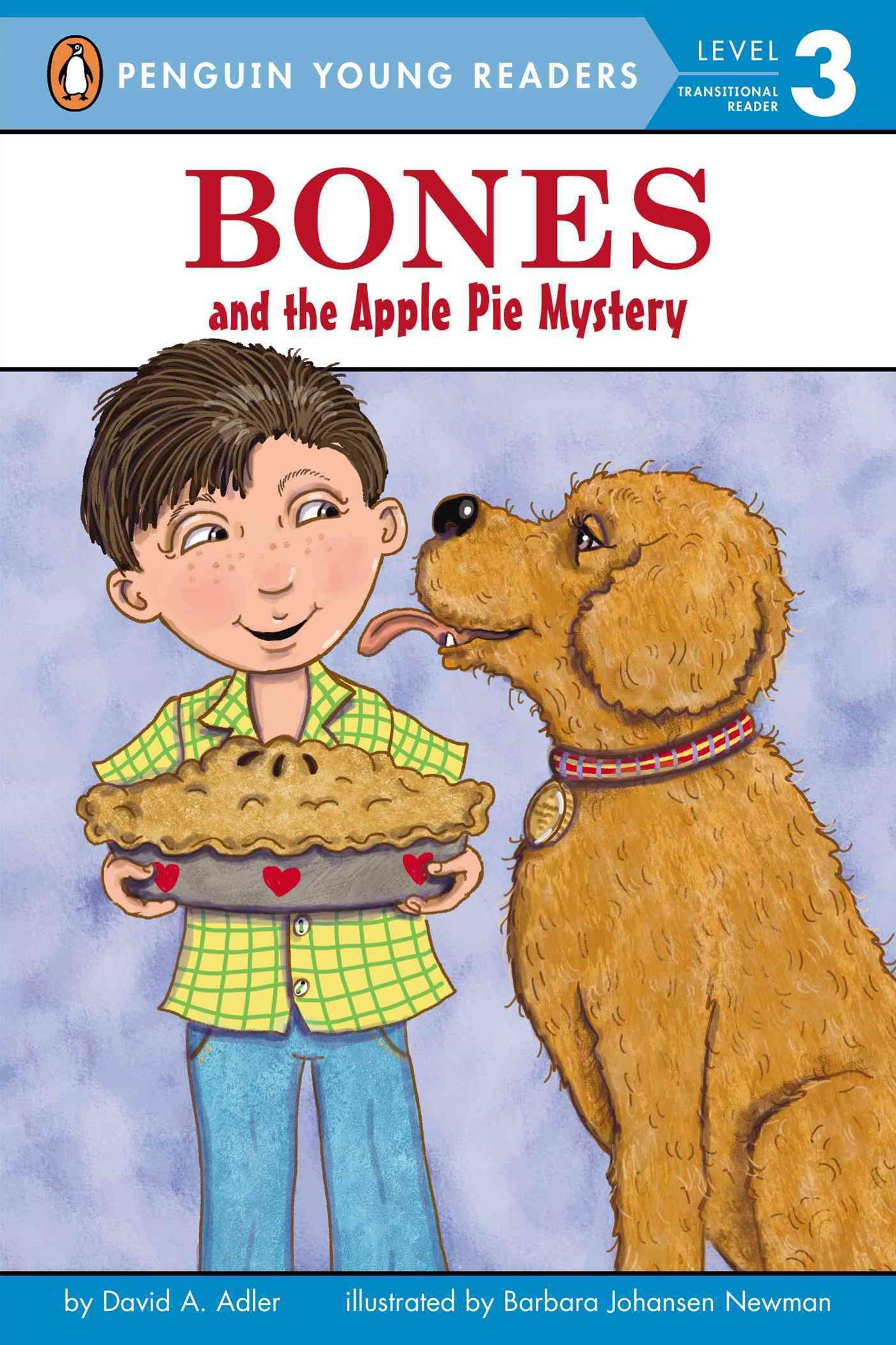 Bones and the Apple Pie Mystery