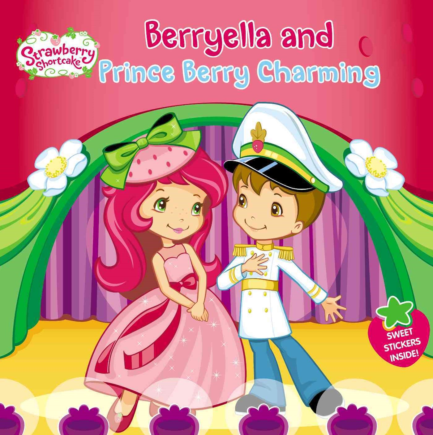 Berryella and Prince Berry Charming