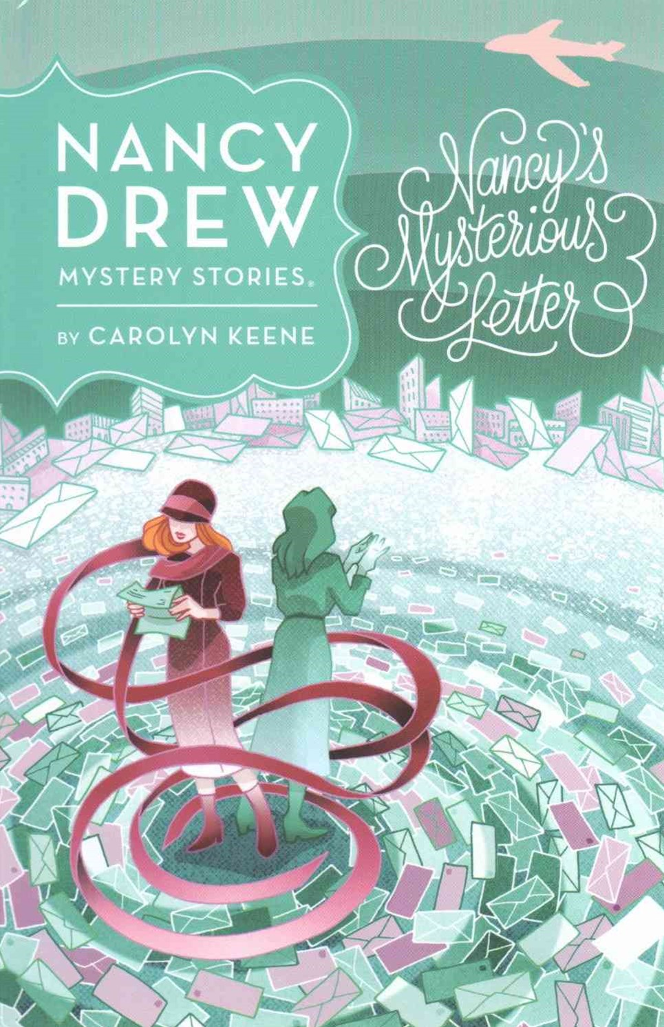 Nancy Drew: Nancy's Mysterious Letter: Book Eight