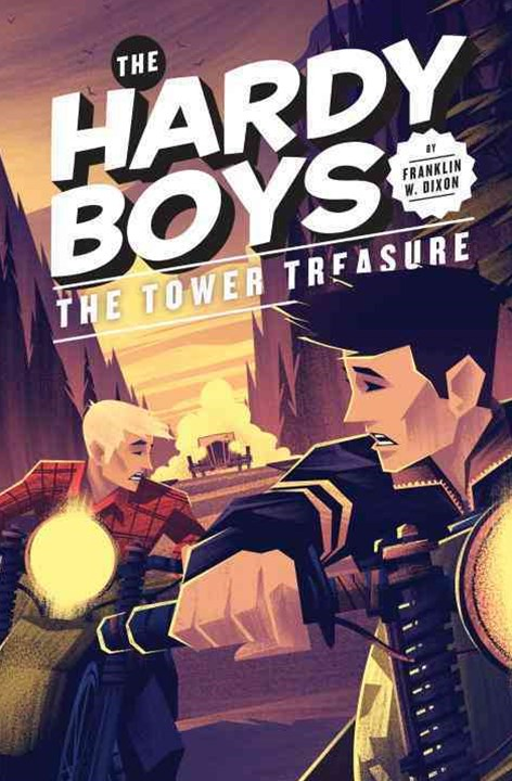 The Tower Treasure (Book 1): Hardy Boys