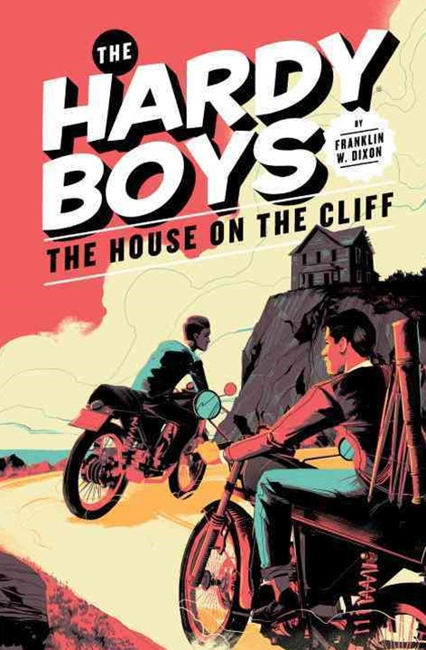 The House on the Cliff (Book 2): Hardy Boys