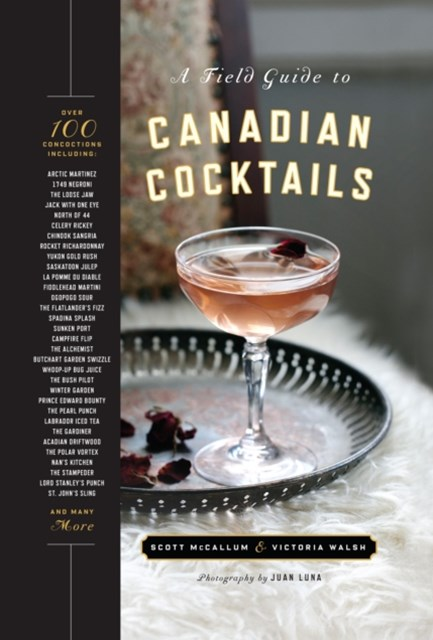 (ebook) Field Guide to Canadian Cocktails