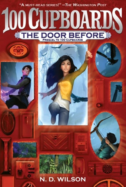 Door Before (100 Cupboards Prequel)