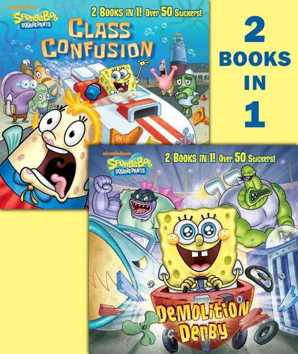 Demolition Derby/Class Confusion (SpongeBob SquarePants)