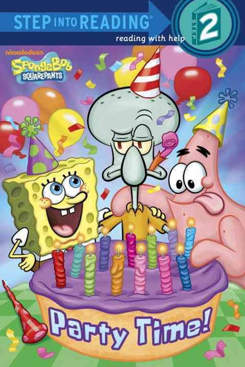 Party Time! (SpongeBob SquarePants)