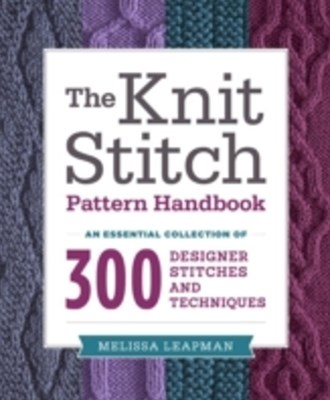 (ebook) Knit Stitch Pattern Handbook