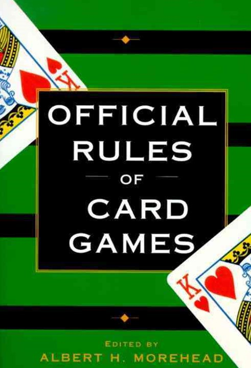 Official Rules of Card Games