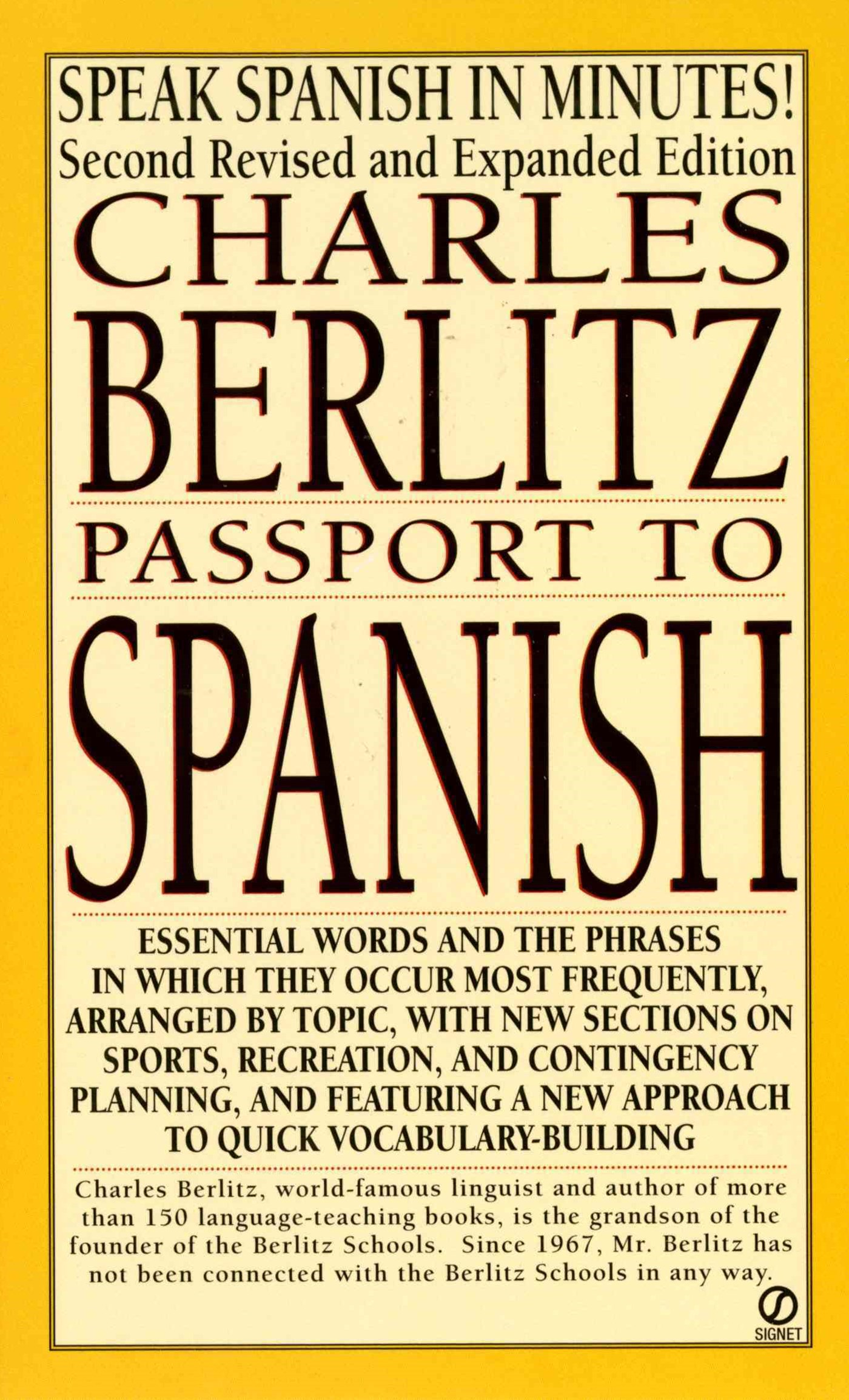 Passport to Spanish