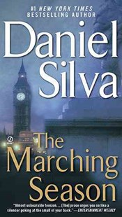 The Marching Season by Daniel Silva (9780451209320) - PaperBack - Crime Mystery & Thriller