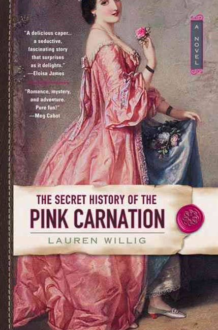 The Secret History of the Pink Carnation