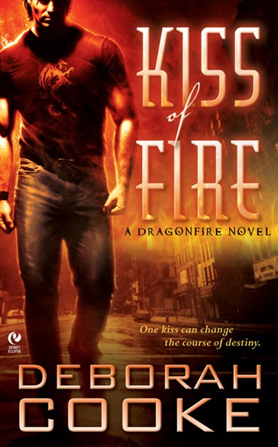 Kiss of Fire: Dragonfire Book 1