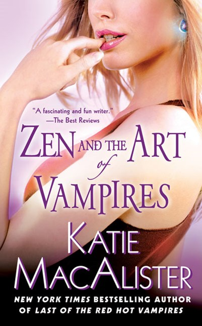 Zen And The Art Of Vampires: Dark Ones Book 6
