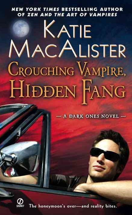 Crouching Vampire Hidden Fang: Dark Ones Book 7