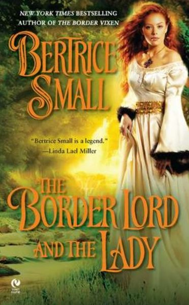 The Border Lord and the Lady: Border Chronicles Book 4