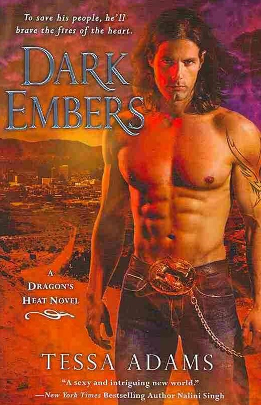Dark Embers: Dragon's Heat Book 1