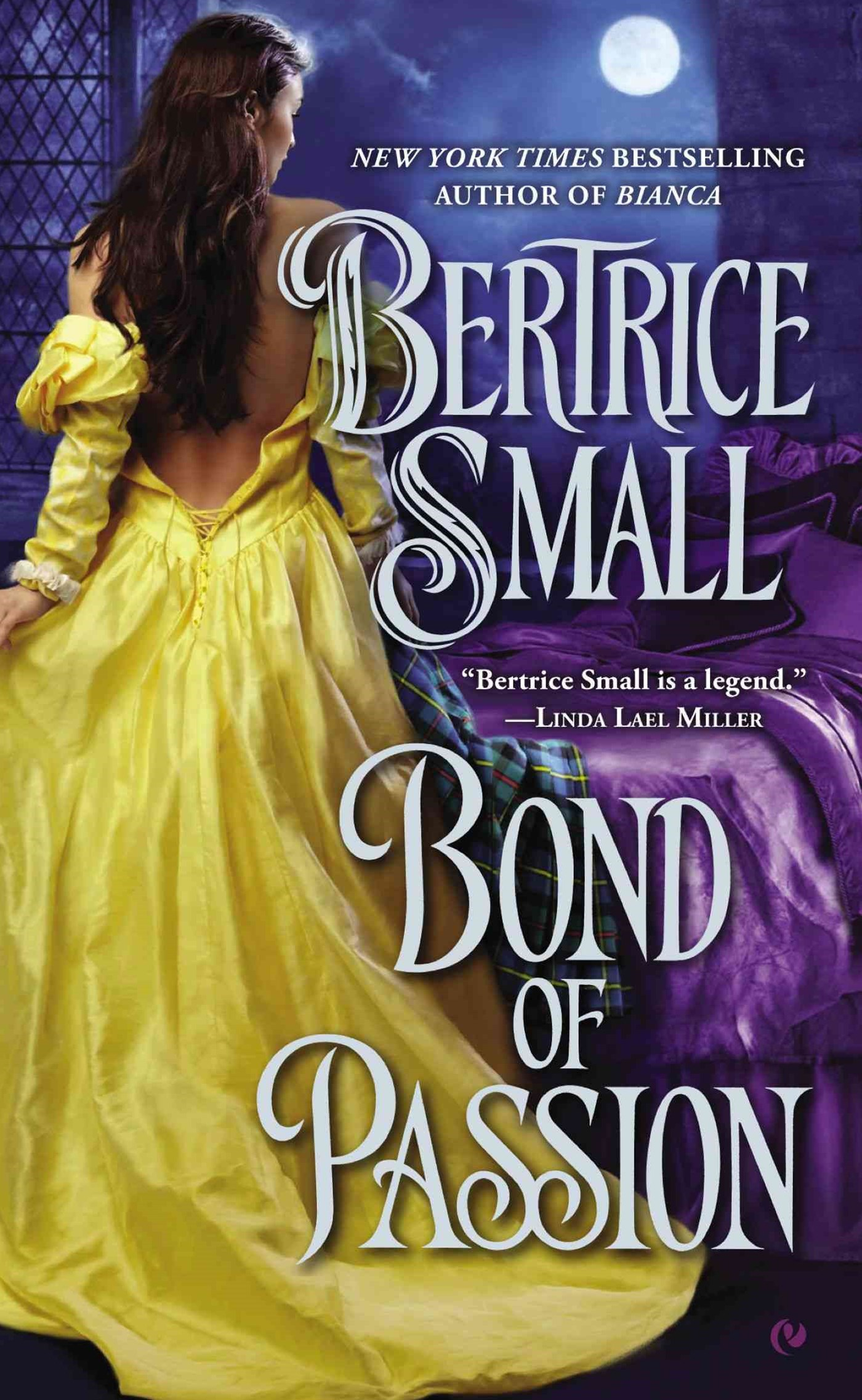 Bond Of Passion: Border Chronicles Book 6