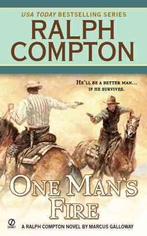 Ralph Compton One Man's Fire