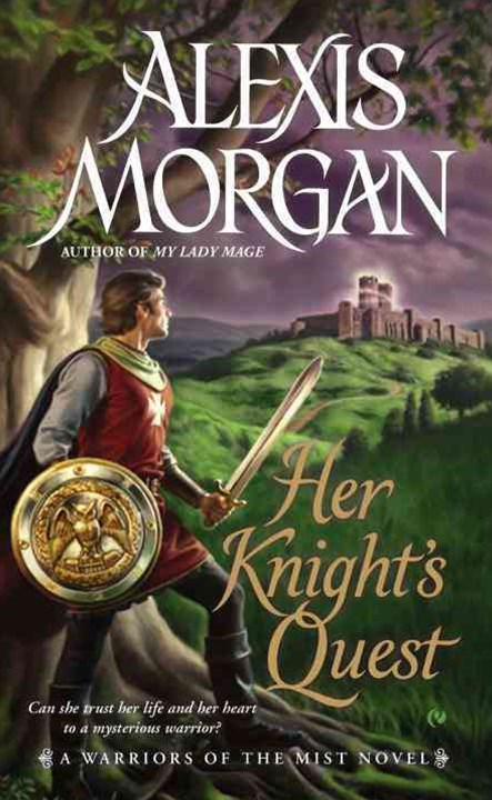 Her Knight's Quest: Warriors of the Mist Book 2