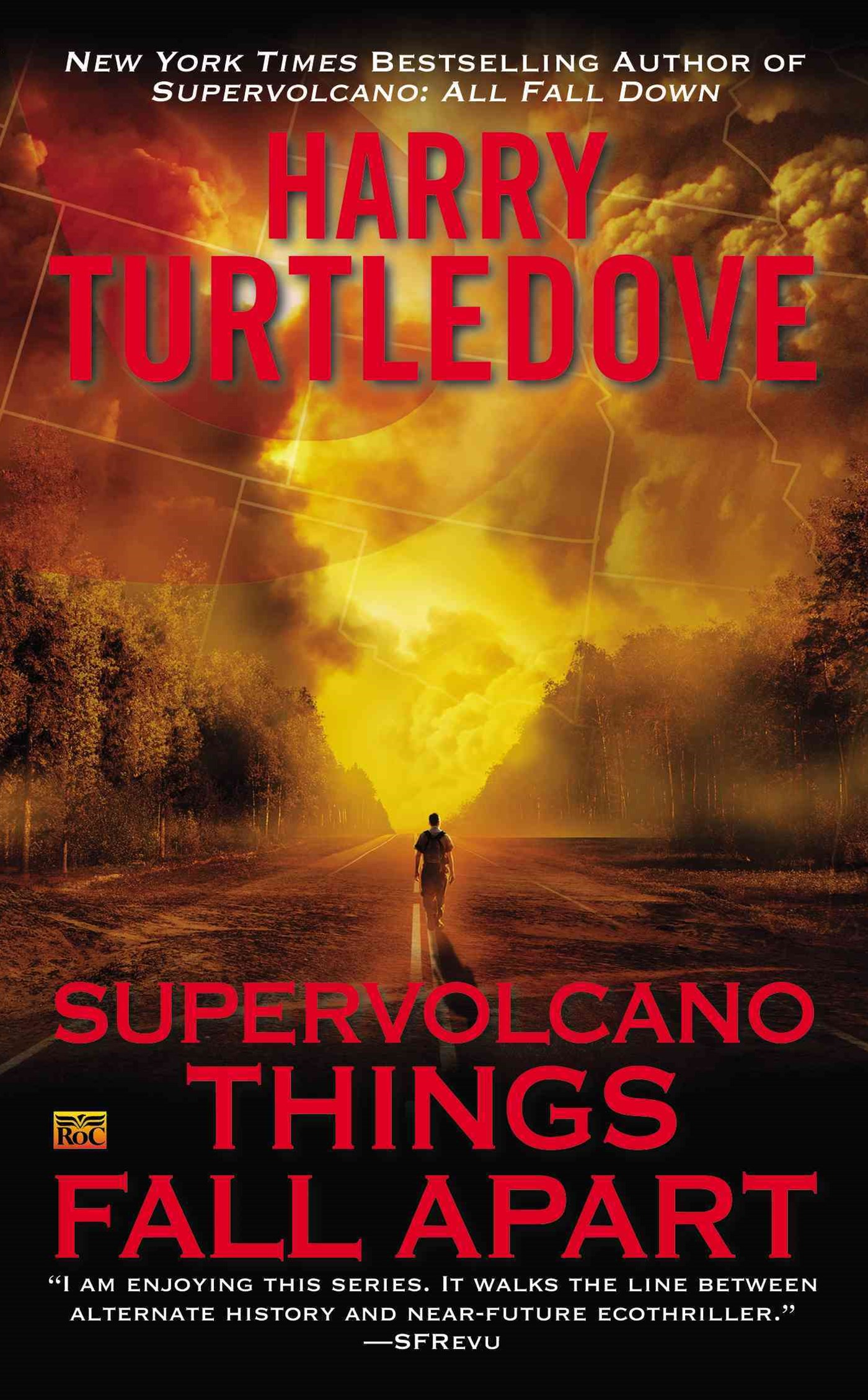 Supervolcano - Things Fall Apart