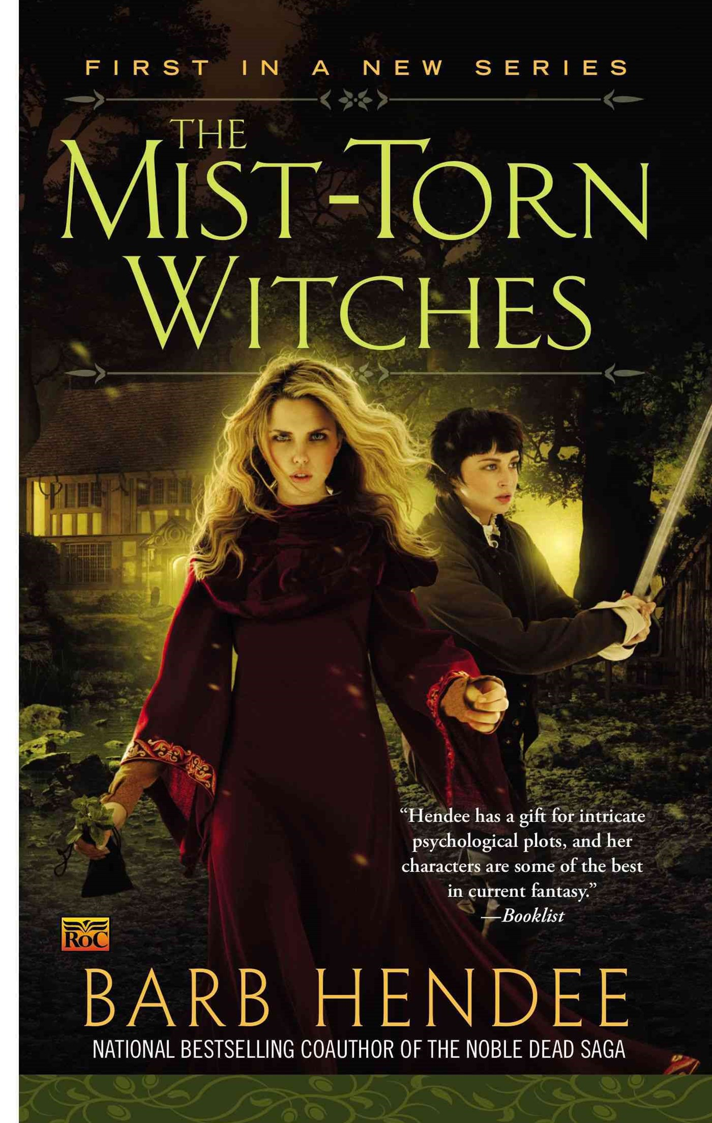 The Mist-Torn Witches: Mist-Torn Witches Book 1