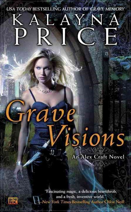 GRAVE VISIONS: AN ALEX CRAFT NOVEL