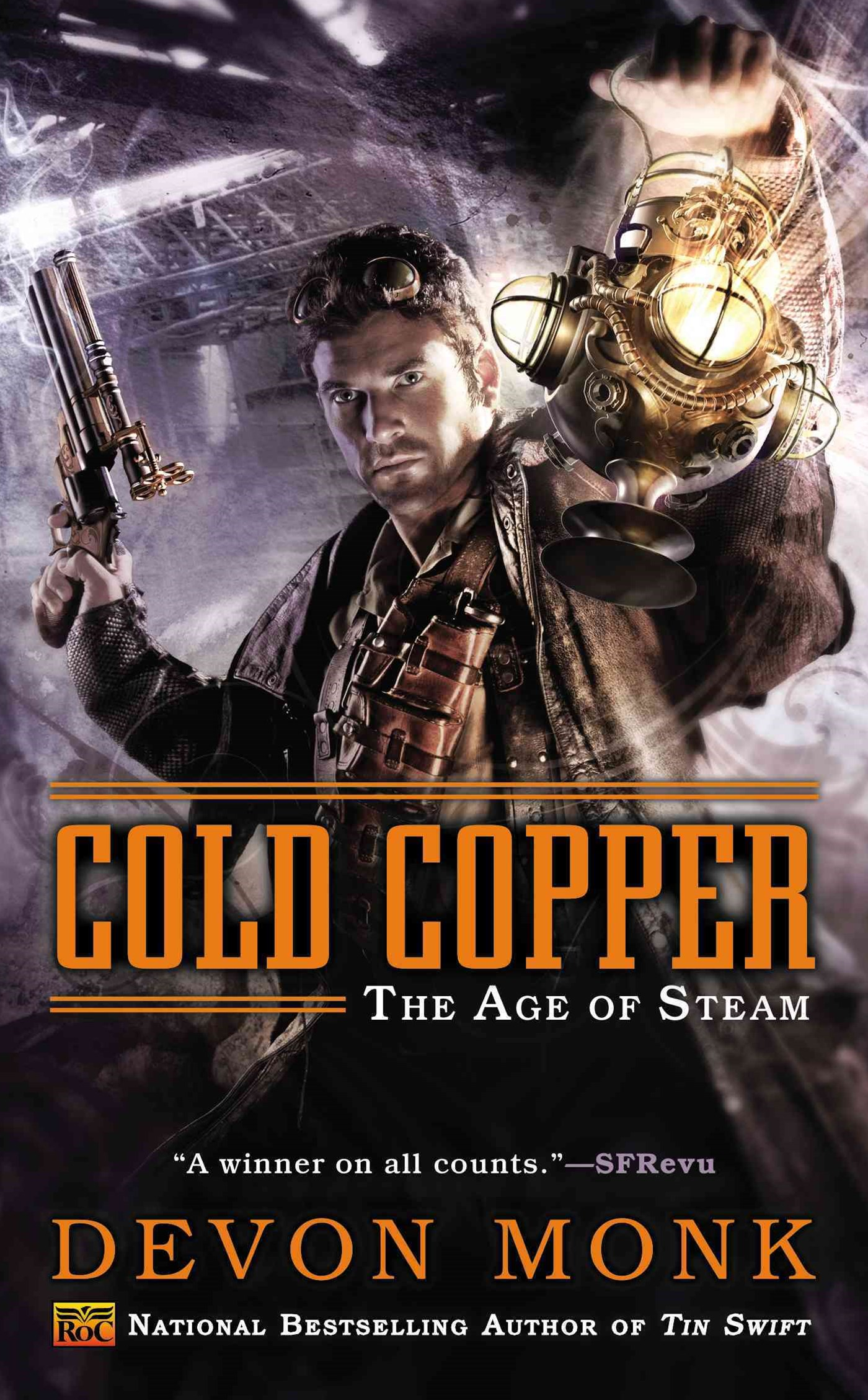 Cold Copper: The Age Of Steam Book 3