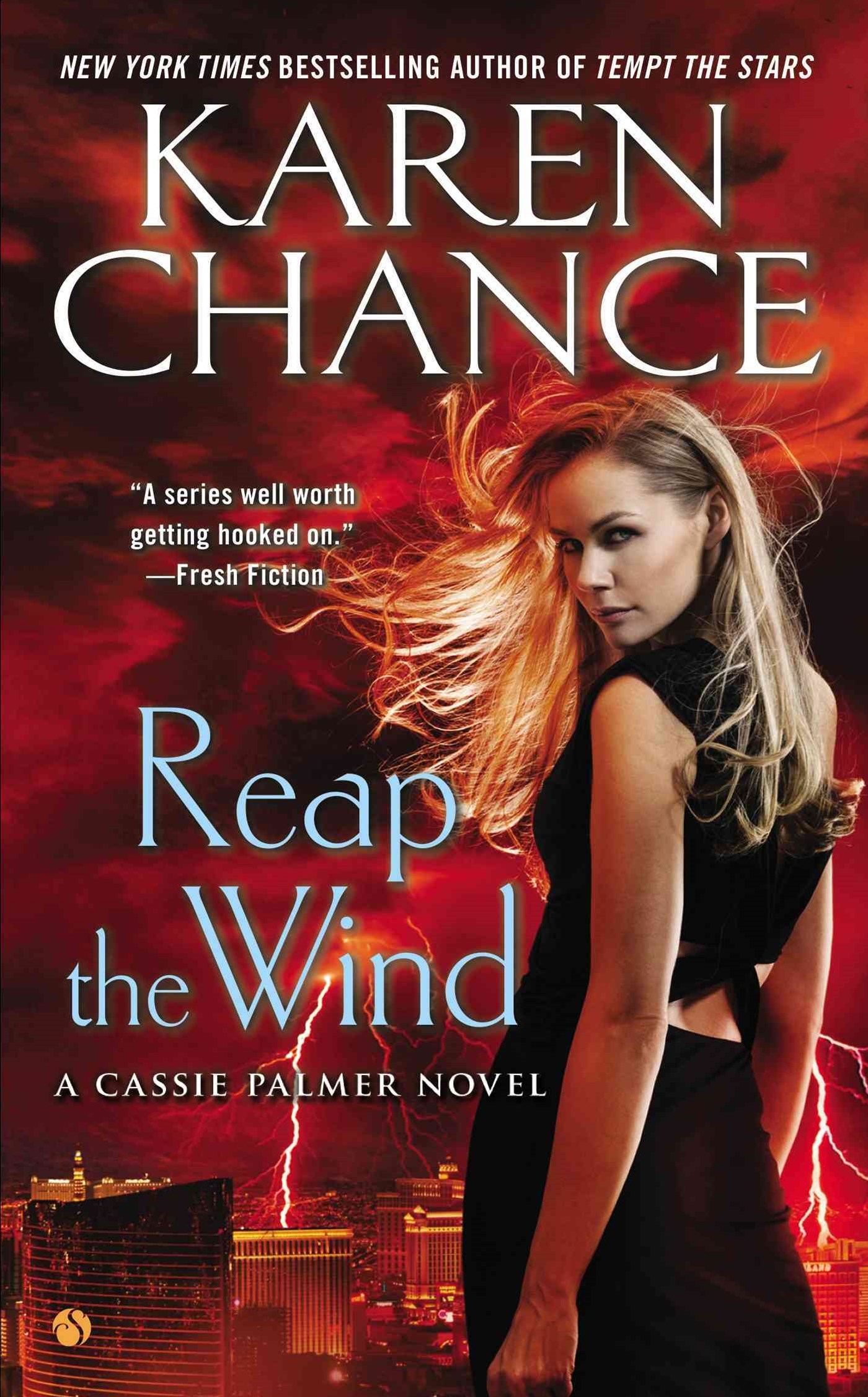 Reap The Wind: A Cassie Palmer Novel Volume 7