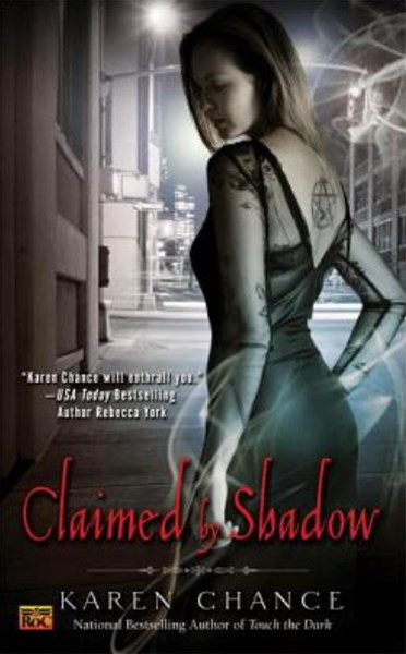 Claimed By Shadow: Cassie Palmer Volume 2