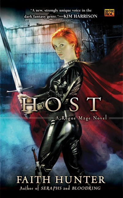 Host: Rogue Mage Book 3
