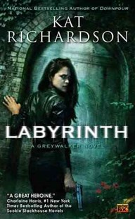 Labyrinth by Kat Richardson (9780451463692) - PaperBack - Crime Mystery & Thriller